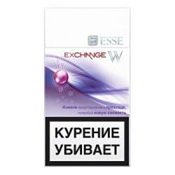 Сигареты Эссе Эксченж Виноград (Esse Exchange W)