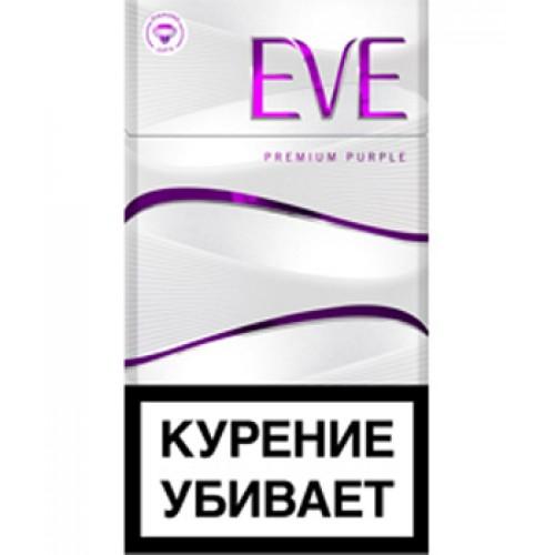 сигареты купить eve