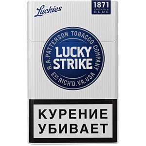 Купить сигареты лаки страйк в челябинске аппарат для производства сигарет купить