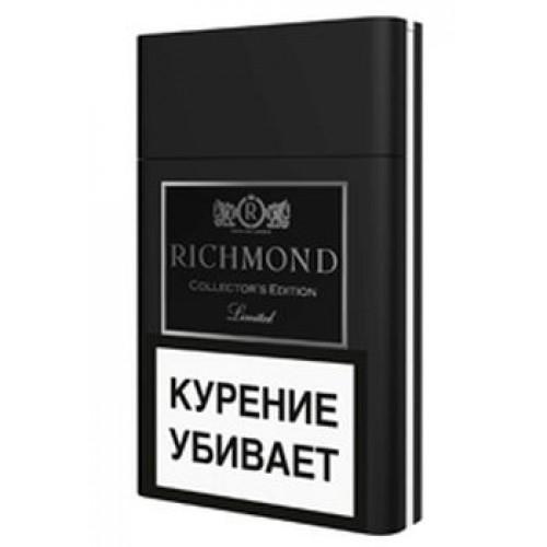 Сигареты richmond collector s edition купить в москве электронные сигареты купить почтой