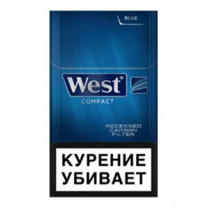 Сигареты вест компакт дип блю купить табачные изделия витебск