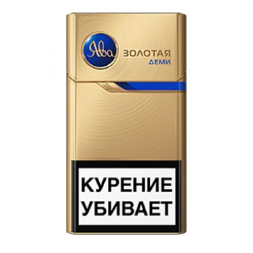 Сигареты ява золотая купить где купить в кургане электронную сигарету можно