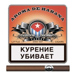 Aroma De Habana - Cherry