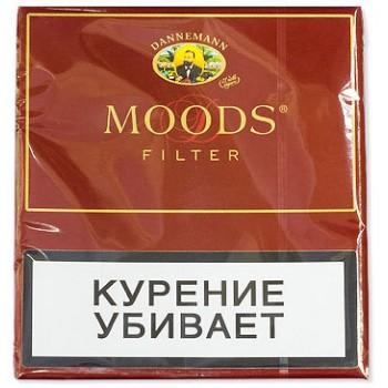 Сигариллы Moods Filter 10