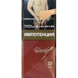 Сигареты Давыдов Слим Классик (Davidoff Slims Classic)