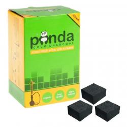 Уголь для кальяна кокосовый Panda 120 куб.